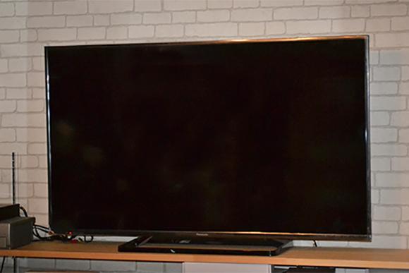 50型デジタルハイビジョン液晶テレビ TH-50A305