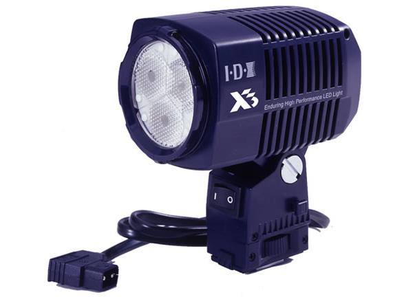 カメラライト IDX LED X3-Lite